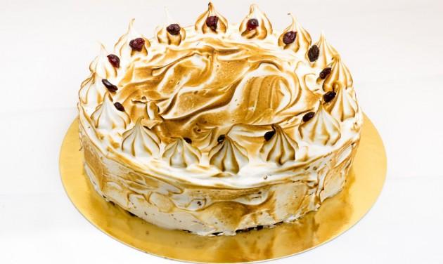 Különleges torta született a Mátyás emlékév alkalmából