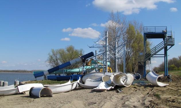 Nagyszabású turisztikai fejlesztések a Tisza-tó környezetében