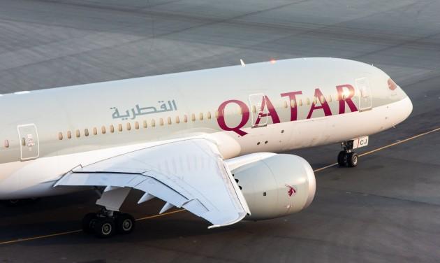 Újraindult a Qatar Airways budapesti járata