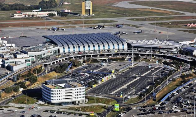 A régió egyetlen karbonsemleges repülőtere a budapesti