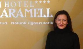 Tama István és Barton Judit a Caramell Premium Resortban