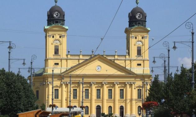 Új turisztikai információs pont nyílt Debrecenben