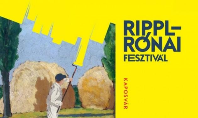 Százhúsz program a Rippl-Rónai Fesztiválon
