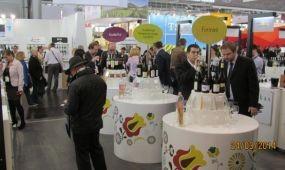 Nagy az érdeklődés a magyar borok iránt a világ legjelentősebb szakkiállításán