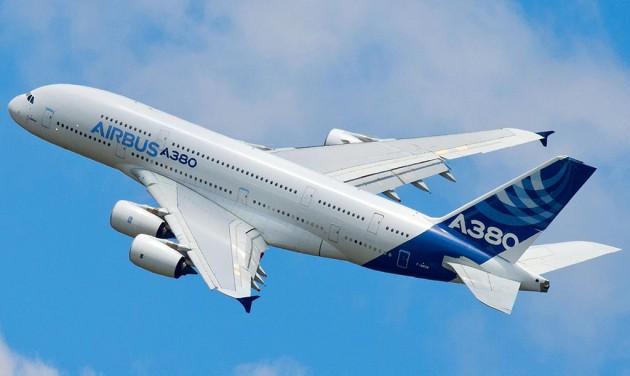 Bontóba kerül az egyik első A380-as