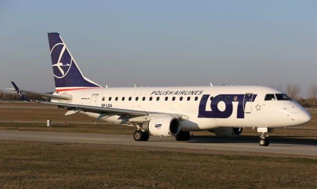 Állami holding nyomul a lengyel légi közlekedésben