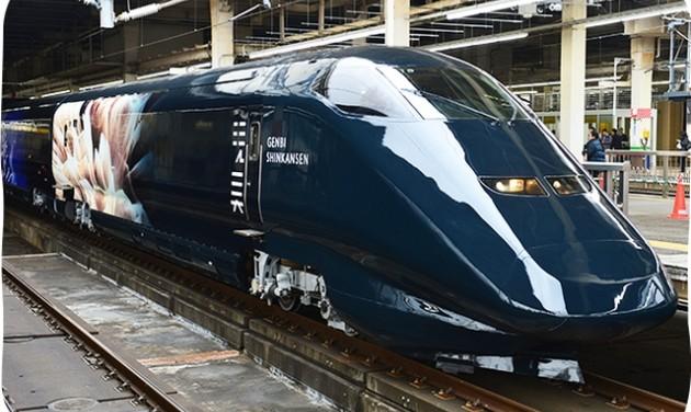 Virágzik a vonatkultúra Japánban