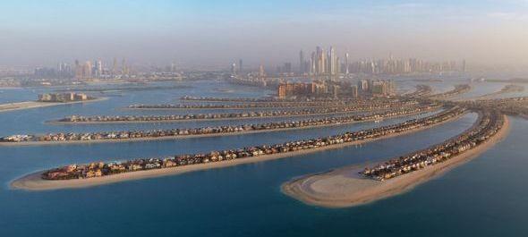 Szárnyal a turizmus Dubajban