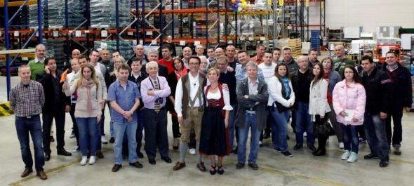 Bajor gasztrotúrát szervezett az MVI