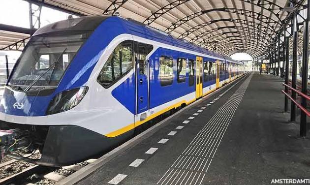 Vonatra cseréli egyik járatát a KLM Brüsszel és Amszterdam között