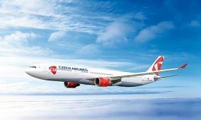 Új desztinációk és bővülő flotta a Czech Airlinesnál
