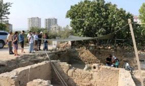 Különleges mozaikot tártak fel Törökországban