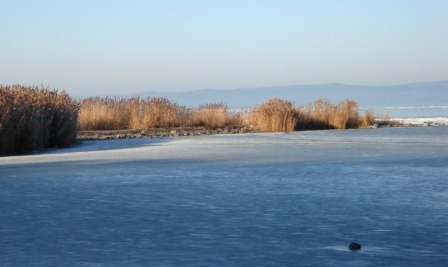Ideális a Balaton vízszintje