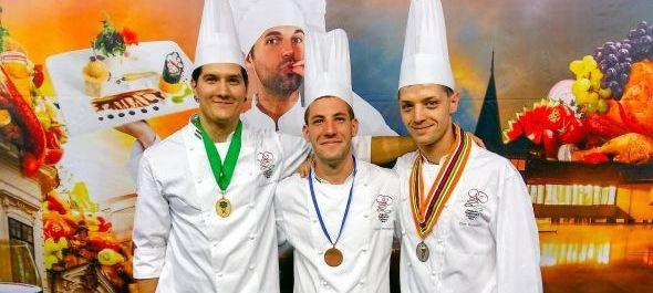 Magyar szakácsnak és cukrásznak is drukkolhatunk a világdöntőn