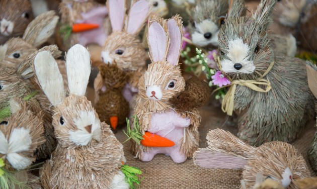 Öt helyen nyílt húsvéti vásár Bécsben