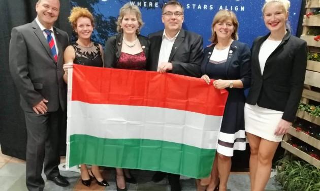 Nemzetközi környezetszépítési versenyen díjaztak két magyar várost