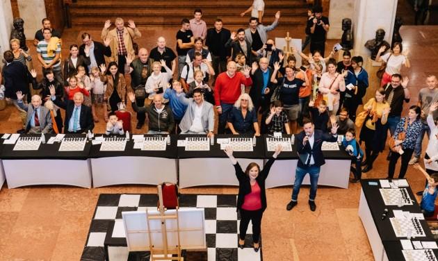 A jövő innovátorait hozza Budapestre az idei Világsakkfesztivál