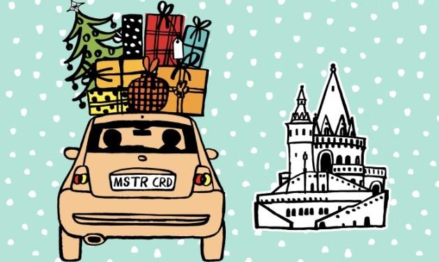 3 millió magyar kel útra, hogy otthon tölthesse a karácsonyt