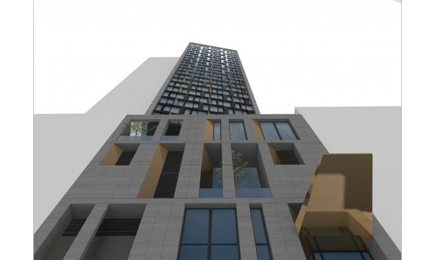 A világ legmagasabb moduláris szállodáját építik fel New Yorkban
