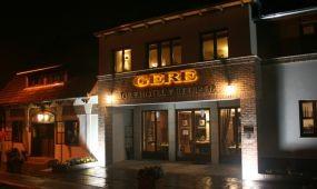 13 új szoba és különleges hangulatú Sky-Spa a Crocus Gere Bor Hotelben