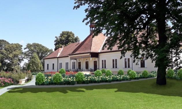 Megújulhat a szenttamási Almásy-kastély és parkja