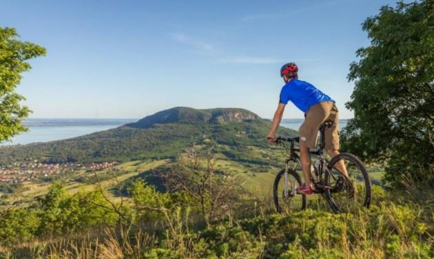 Lendületet kap a balatoni bringás turizmus