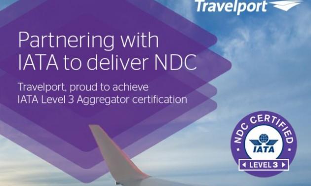 Megállapodást írt alá a Travelport és az Air France-KLM