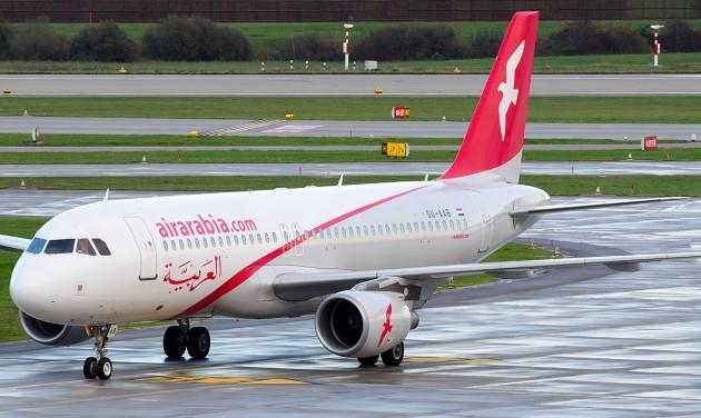 Prágába indít járatot az Air Arabia