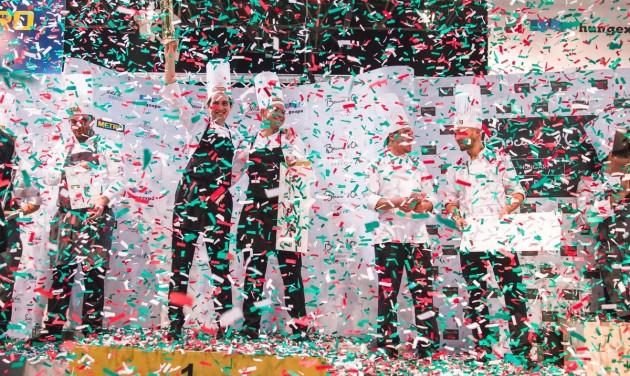 Pohner Ádám nyerte a Bocuse d'Or magyar válogatóját