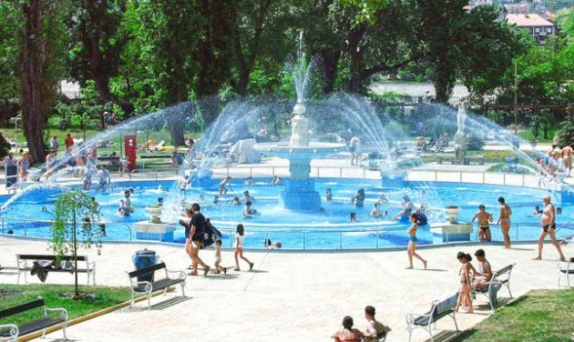 Négymilliónál is több vendég a budapesti gyógyfürdőkben
