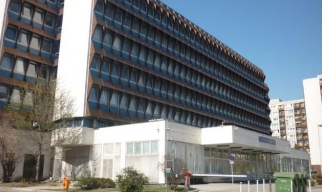 Szálloda épülhet a XIII. kerületi irodaház helyén