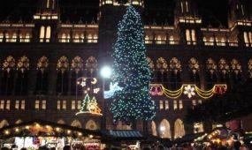 Bécsben már karácsony van