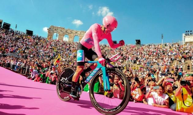 Miben múlja felül a Giro d'Italia még a Formula–1-et is?