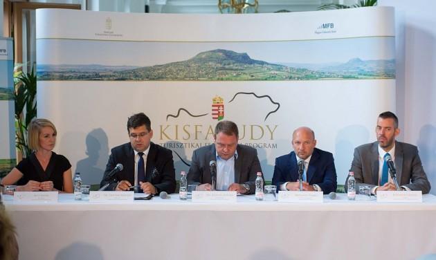 300 milliárd forintos szállásfejlesztési program indul