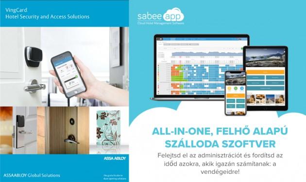 Elkészült az ASSA ABLOY Hospitality – SabeeApp PMS-integráció!
