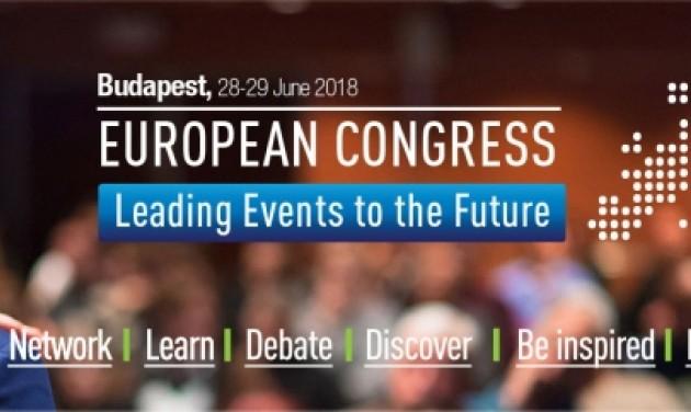 Budapesten találkoznak a céges rendezvényszervezők