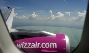 A Wizz Air júniusban nyitja meg kassai bázisát