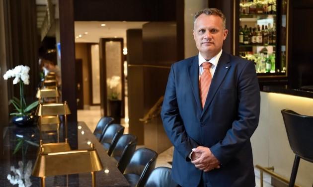 Új éttermi igazgató a Hilton Budapestben