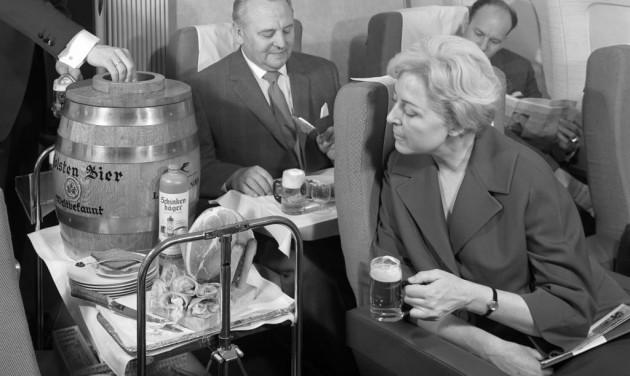 Oktoberfest és hagyományőrző Lufthansa-járat