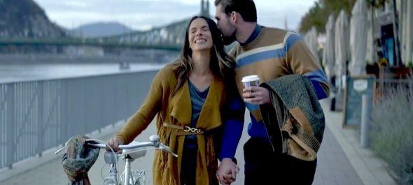 Budapesten forgatták 2015 legromantikusabb reklámját