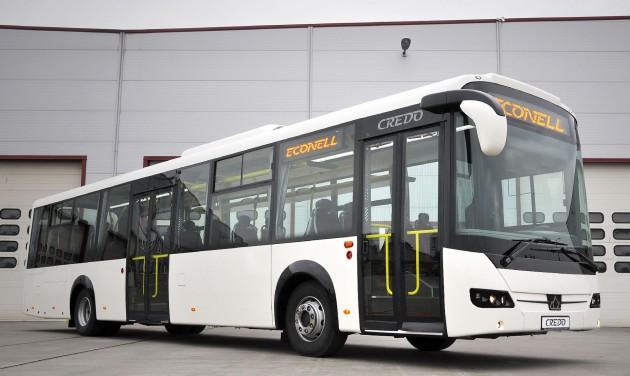 352 új buszt vásárol a Volánbusz