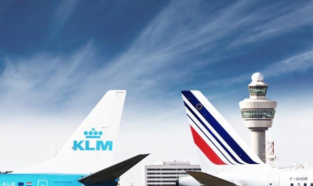 A sztrájkok miatt veszteséges a KLM - Air-France