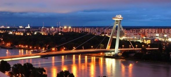 Pozsony, a Duna szépe