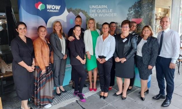 Kiemelkedő érdeklődés Németországban a magyar turisztikai piac iránt