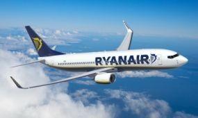 A Ryanair járatok 85 százaléka pontos volt júliusban