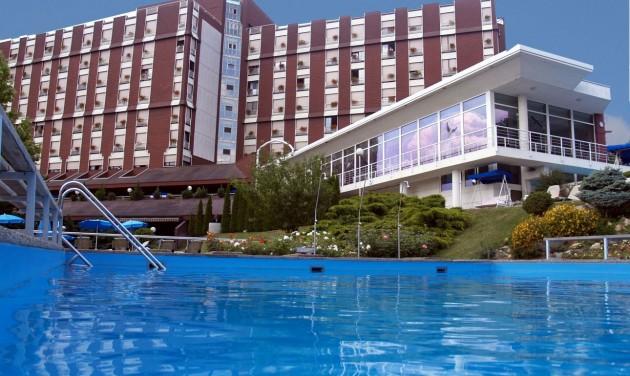 Százmilliós SZÉP-kártya-forgalom az Ensana hévízi szállodáiban