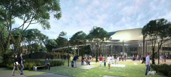 Az év második felére látható lesz a Városliget megújításának minden eleme