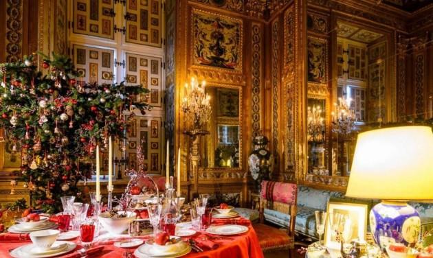 Karácsonyi kastély szépségverseny