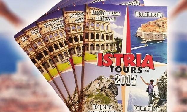Istria 94 Tours 2017