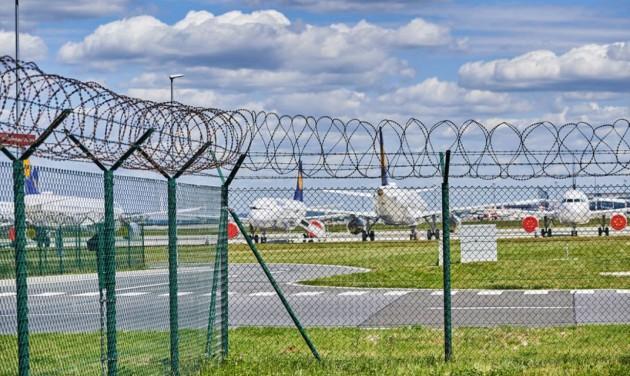 Egymillió járatot veszített a németországi légiforgalom a járvány miatt